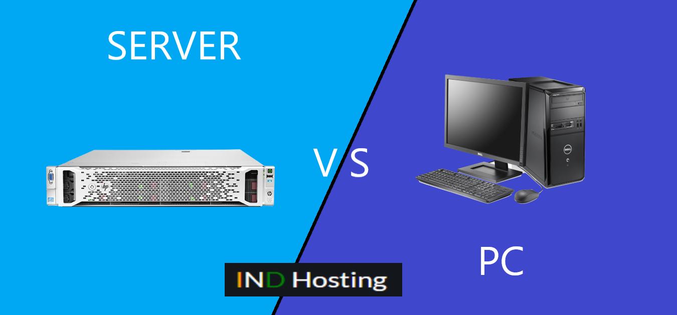 Server vs PC