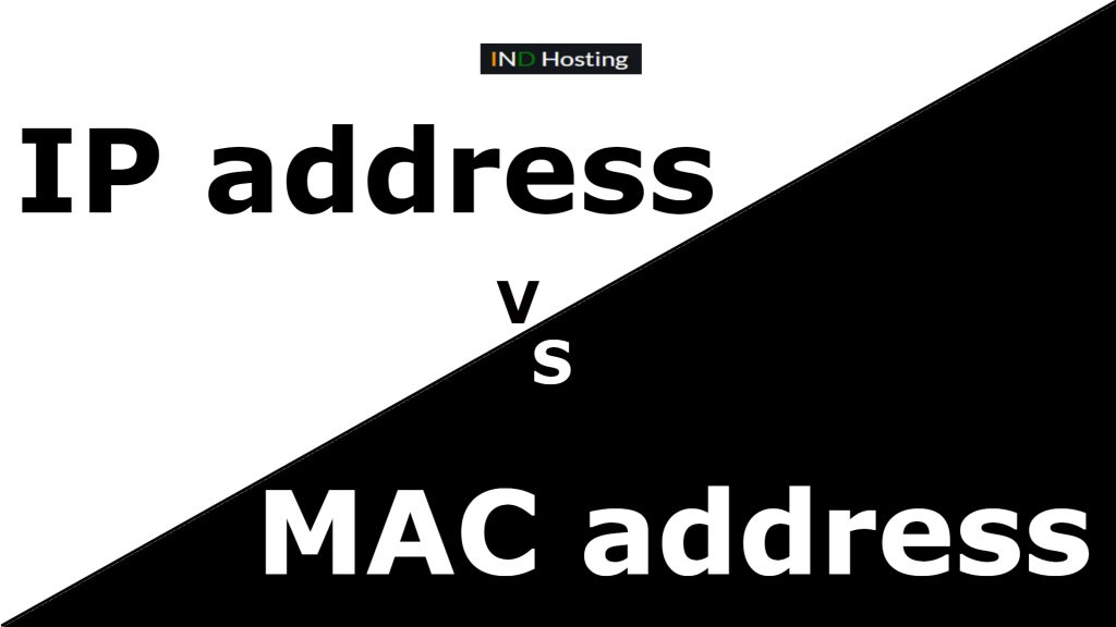 IP vs MAC
