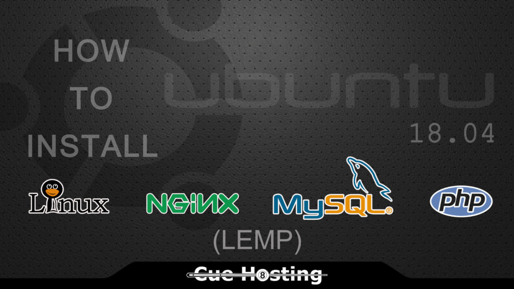 How to Install LEMP Stack in Ubuntu 18.04