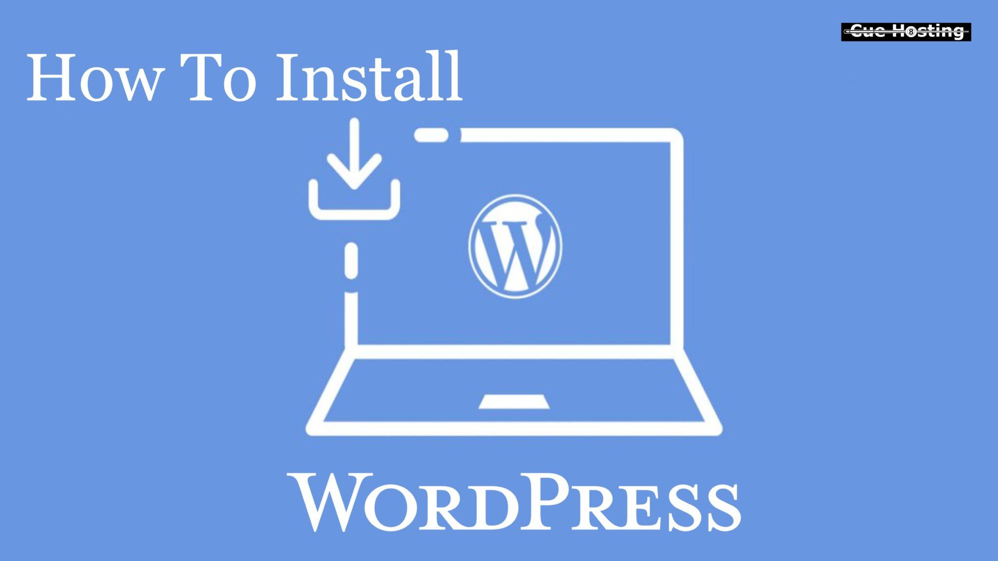How to Install WordPress o Ubuntu