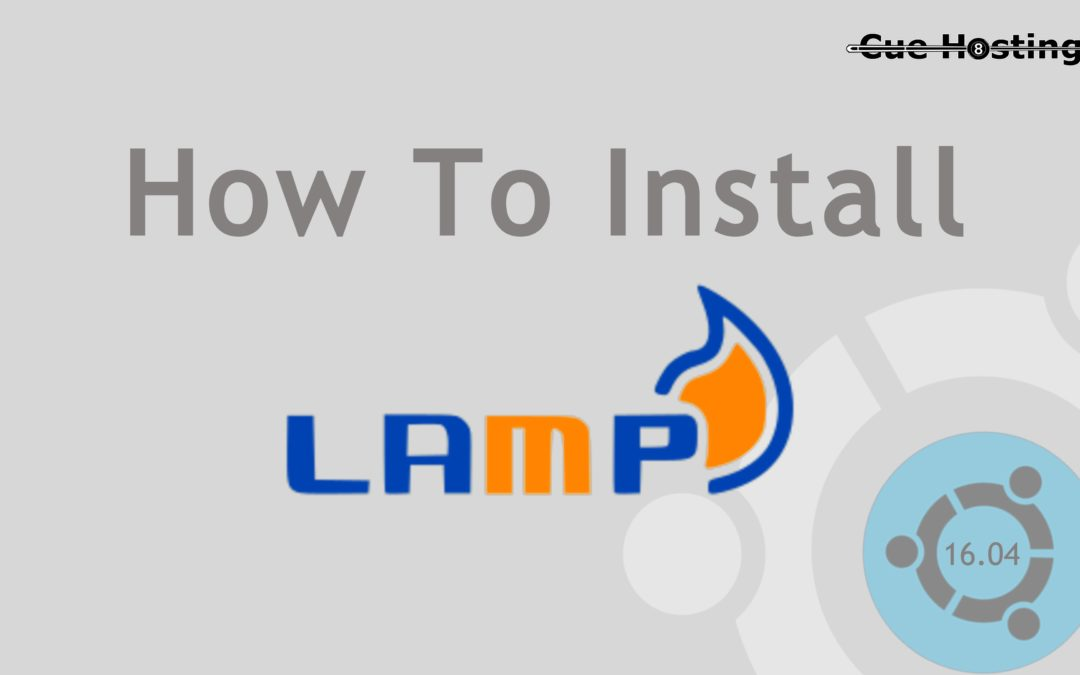 How to Install LAMP Stack in Ubuntu 16.04