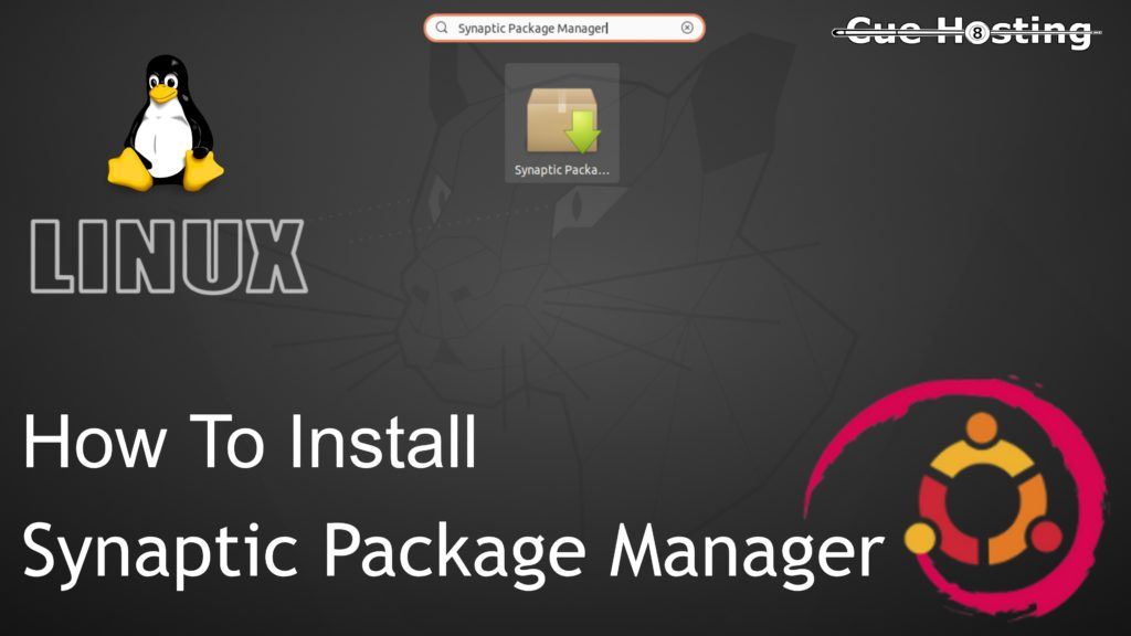 How To Install Synaptic Package Manager In Ubuntu