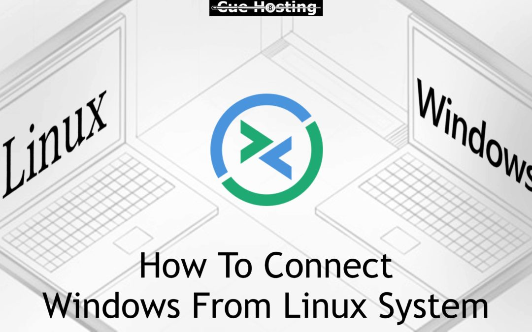How To Connect Windows From Linux System