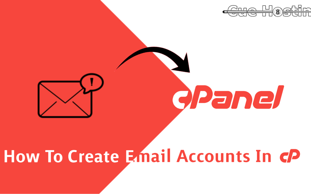 How to Create Email Accounts in cPanel