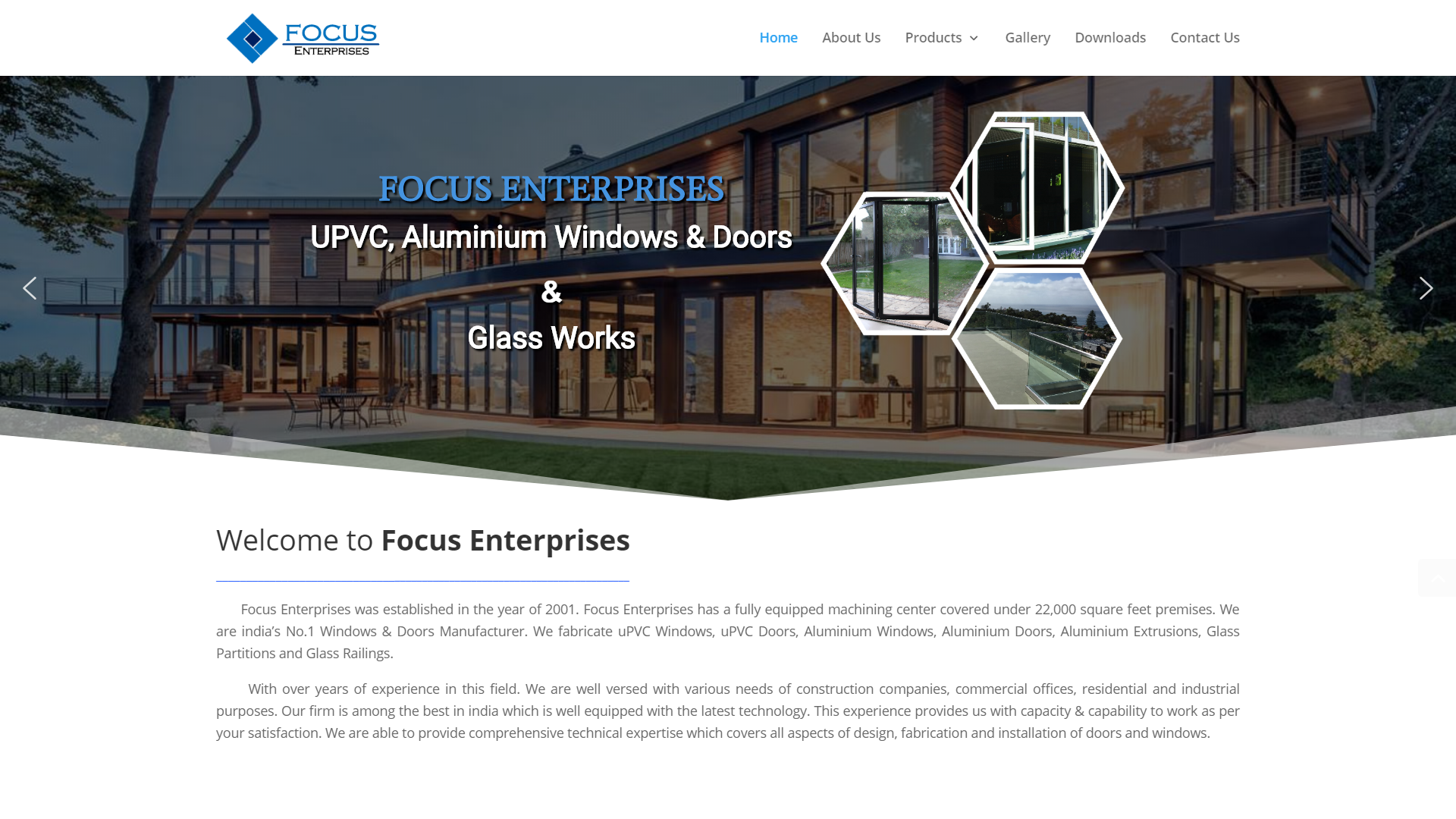 Focus Enterprises